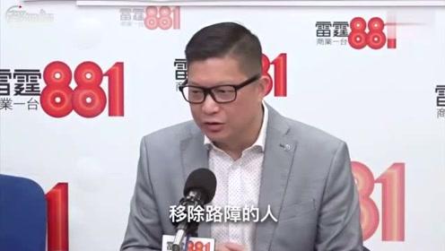 """昨夜暴徒旺角逞凶,邓炳强怒说5个""""又再""""!"""