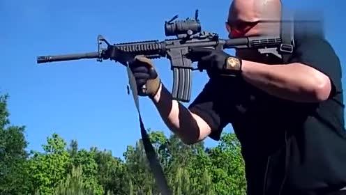 如果发生了战争,你会选这些枪里的哪一把来参加战斗?