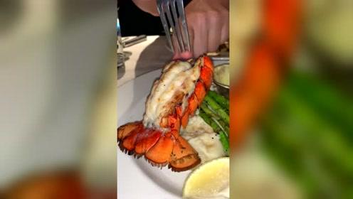 顶级芝士龙虾,看饿了!
