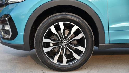 大众全新SUV探影实车,轴距2651mm,预售12万起