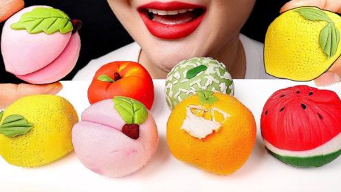 独具匠心的日本甜点和果子,百闻不如一见,网友:精致的像件艺术品