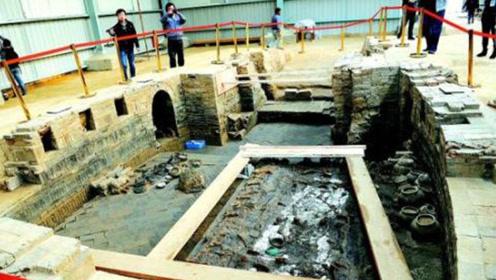 河南发现中国首位女将军墓,墓中一随葬品,让专家后退三步