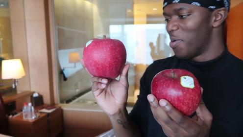 国外研发新型苹果,可以存放300多天,网友:毫无意义