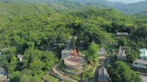 水峪中幡:百年村落中不落的旌旗