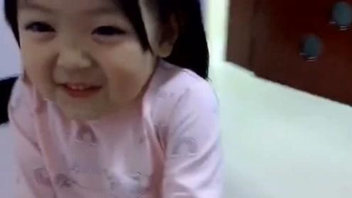 小姑娘撒娇跟爸爸要吃的,这一句干哈腻,绝对是最正宗的东北话!