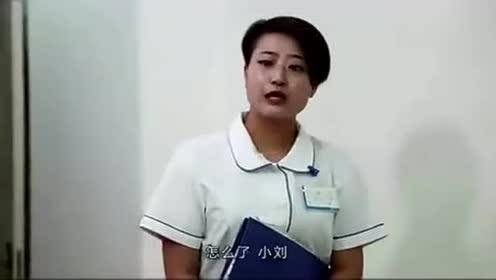 小护士打针实在太搞笑了 还是护士长厉害呀!