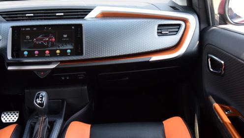高颜值的廉价SUV,仅为3.99万,搭载1平米大天窗,让摩托车下岗