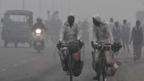 """印度首都雾霾严重,""""中国制造""""成当地爆品,印度人:雾霾神器"""