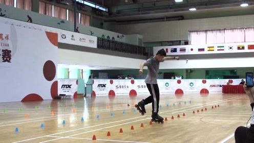 2019SSO上海国际公开赛 青男花式对抗 小组赛 第二组