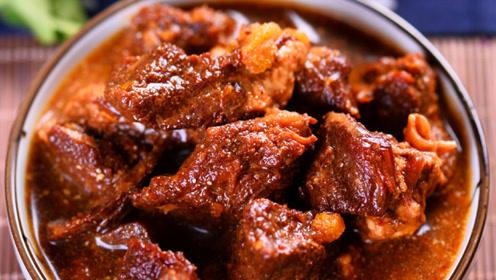 这才是红烧牛肉正宗的做法,肉香浓郁,软烂入味不塞牙,特别美味