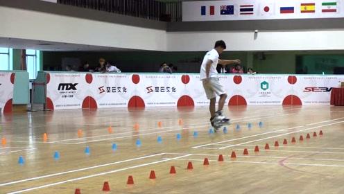 2019SSO上海国际公开赛 青男花式对抗 小组赛 第七组