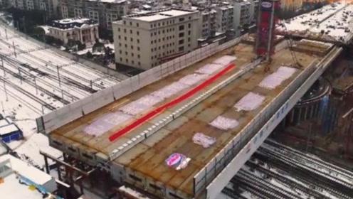 """中国有座""""会跳舞""""的桥,直接打破三大纪录,老外:还能这么搞?"""