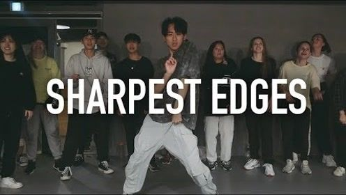 Woomin Jang最新编舞Sharpest Edges