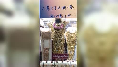 见识一下,最真实的迪拜黄金市场,眼前一幕,贫穷限制了我的想象