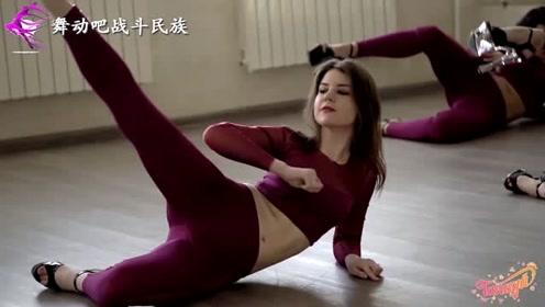 """个个都是""""铅笔腿""""!舞蹈老师穿15cm高跟鞋秀舞,太美了"""