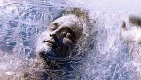 冰葬将取代火葬,人体在零下200度瞬间粉碎,最终化为尘土
