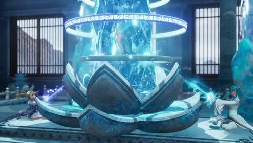 《灵剑尊》流香被注入九星雪!成为九寒宫杀人工具!