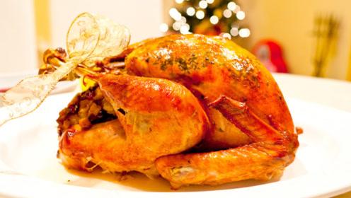为啥火鸡在美国那么火,中国人却不爱吃?不愧是中国吃货