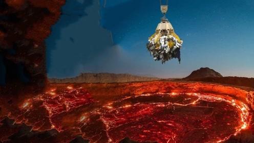 如果把全世界的垃圾丢进火山里,结果会怎样?看完倒吸一口气!