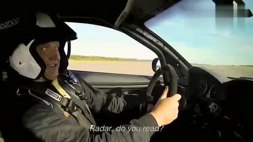 汽车只用两个轮子可以开多快,你想象不到!