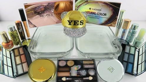 小姐姐用金色与银色化妆品给透泰染色,无硼砂,你喜欢哪一个