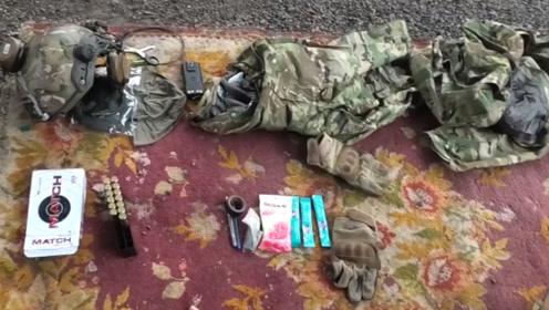 东乌民兵设下埋伏,打死两名乌克兰特种部队精锐狙击手