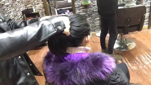30岁女人头发这样扎,瞬间气质,扎法简单易学
