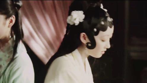 灰姑娘首次亮相惊艳众人,病如西子胜三分,闲静时如姣花照水