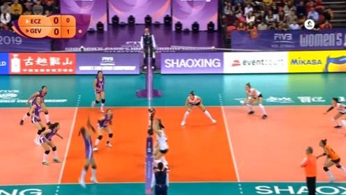 正直播!女排世俱杯第三轮,广东恒大VS伊萨奇巴希,恒大出线生死战!