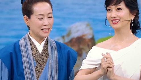 王牌对王牌:赵雅芝说当时的动作都是自己编的,被贾玲猜中