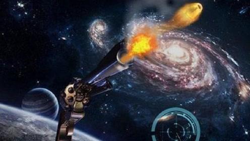 在太空开一枪子弹能飞多久?美宇航员亲身实验,结果有些出乎意料