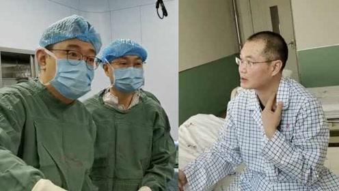 医生患病需开刀,前一天仍为病人手术:多为病人想,总有回报