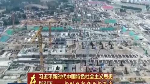 京津冀交通一体化格局基本成型