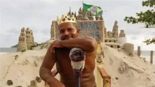 """地球上""""最穷""""的""""国王"""",城堡坏了自己修,生活花费全靠游客"""