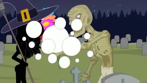 火柴人:小僵尸被捉走了!
