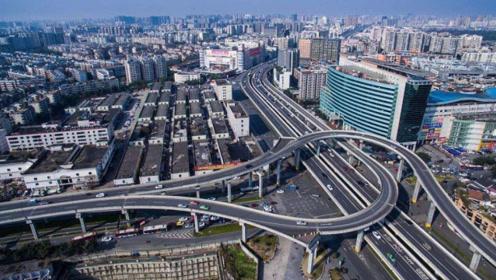 中国第二个建六环路的城市,全长223公里,每公里造价1个亿!