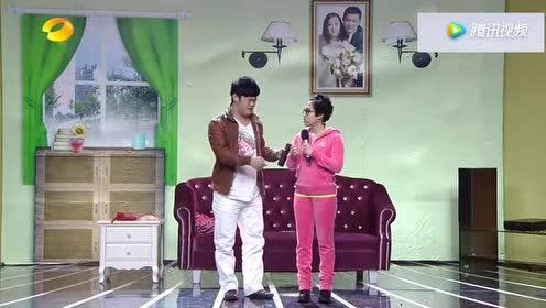 王金龙教自己老婆模仿杨坤!这模仿火了!