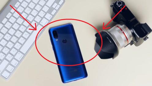摩托罗拉OneVision一款国内买不到的手机!到底是洋垃圾还是真香机