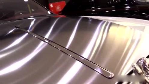 豪华轿车实拍欣赏 劳斯莱斯 Phantom Coupe