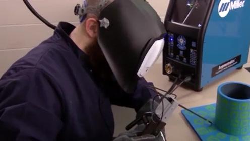 国外黑科技模拟器,给焊工学员带来福利,从此告别学习中被烫伤!