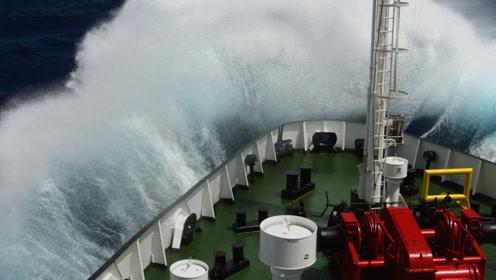 为什么船只面对海啸的时候,要拼命冲向海啸,而不是试图逃离?