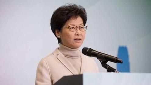 林郑月娥:政府用心聆听诉求望作出有诚意回应 但不能偏离法治