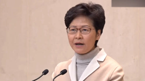 现场!香港老师带学生犯法被捕 林郑月娥要求教育局长严肃跟进