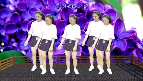DJ广场舞《妹妹你是我的人》,美女舞姿优美迷人,美艳性感