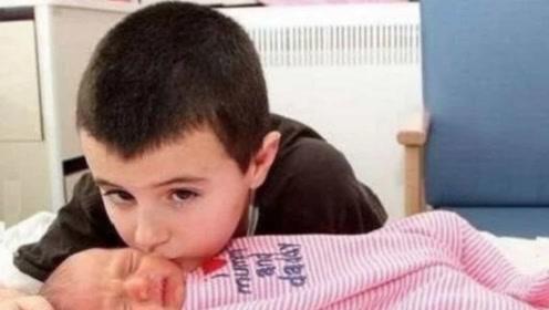惊呆!13岁男孩喜当爹 DNA检测却发现孩子的爹另有其人
