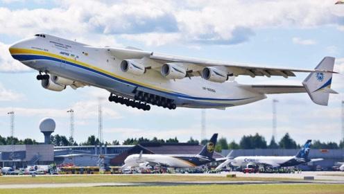 世界最大的飞机,我国只有一个机场供他降落,全球只有一架