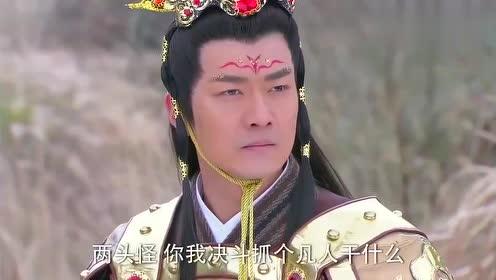 活佛济公蛇妖打伤男子正要灭口,不料他竟是神仙转世,有好戏了
