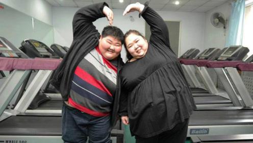 四川夫妻为了要孩子,800斤体重疯狂减肥,结果太惊人!