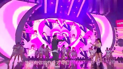 王鸥竟然也是歌手,与杜海涛合唱《好心分手》,声音简直太好听了