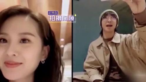 韩火火跟刘诗诗视频听清他对刘诗诗的称呼 吴奇隆同意吗